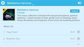 Screenshot of Meditative Harmony Pack (PRO)