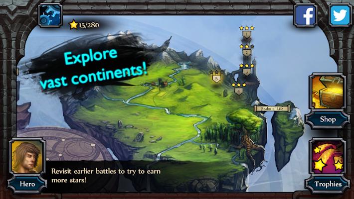 Elementalist - screenshot