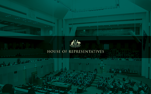 Australia's House of Reps- screenshot thumbnail