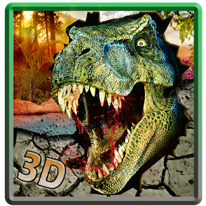 Angry Dinosaur City Attack 3D for PC and MAC