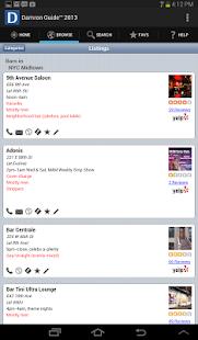 Damron Men's Travel Guide 2013
