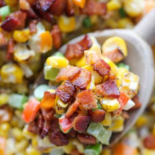 Bacon Corn Dip.