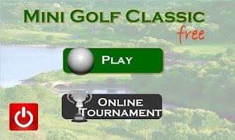 Screenshot of Mini Golf Classic Free 1