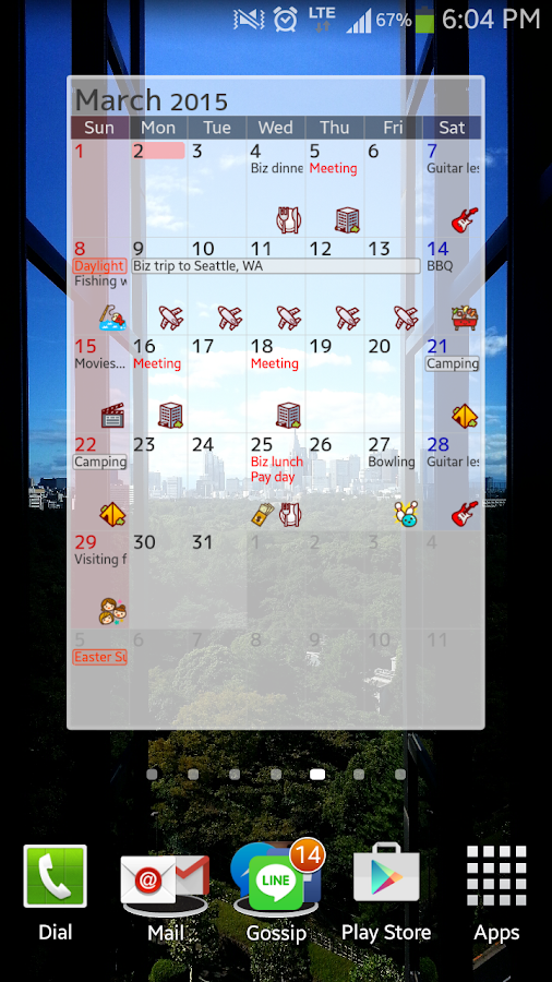 Calendar Mysteries April Adventure Quiz : Jorte calendar organizer android apps on google play