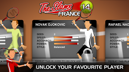 Stick Tennis Screenshot 20