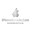 IPhone Burada logo
