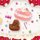 【P-01D無料ライブ壁紙】Sweetsマカロン icon