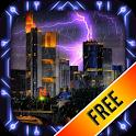 City Lightning Storm LWP