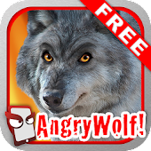 Angry Wolf Free!