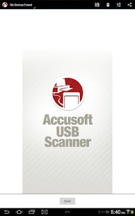 USB Scanner - Trial - screenshot thumbnail