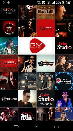 Pakistan Music Charts