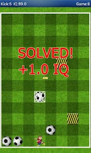 Smart Kick - Puzzle IQ Brain - screenshot thumbnail