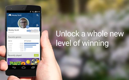 Google Play Games - Imagem 1 do software