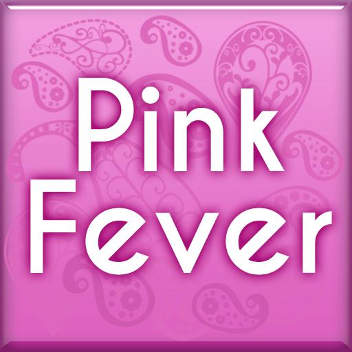 粉紅色的鍵盤發燒 個人化 App LOGO-APP試玩