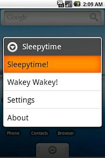 Sleepytime Lite - screenshot thumbnail