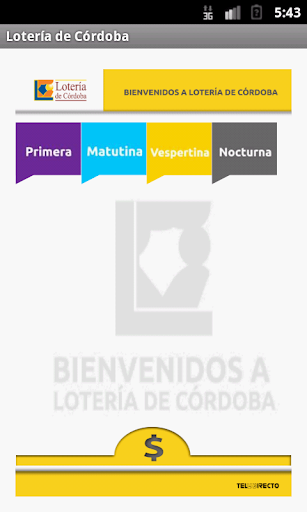 Lotería de Córdoba