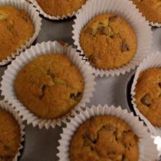 Amazing Chocolate Chip Banana Muffins Recipe