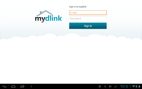 mydlink+ - screenshot thumbnail