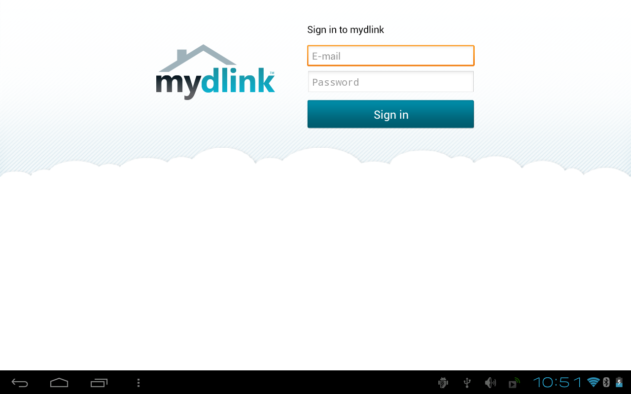 mydlink+ - screenshot