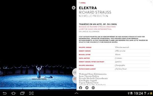 Opéra de Paris, Saison 13/14 - screenshot thumbnail
