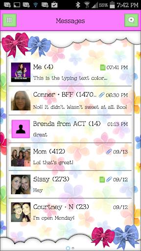 GO SMS - SCS229