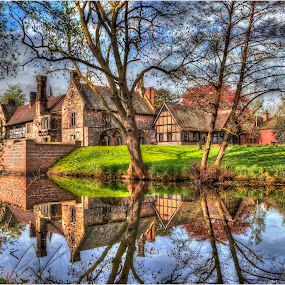 The Burton Abbey by Andrew Richards - Buildings & Architecture Public & Historical ( hdr )