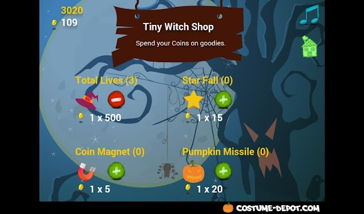 Tiny Witch- screenshot thumbnail
