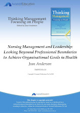 Nursing Management and Leadership: Looking Beyond Professional Boundaries to Achieve Organisational Goals in Health