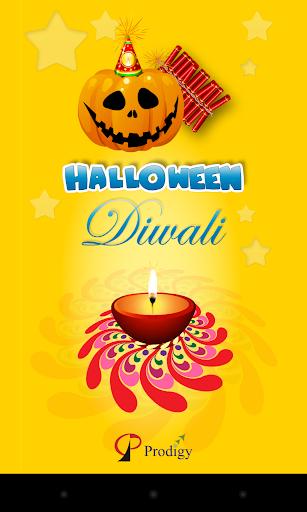 Halloween Diwali
