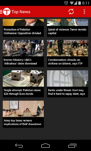 Express Tribune News Updates