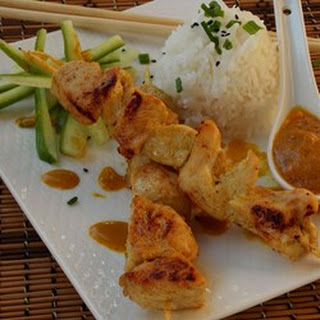 How to Make Chicken Satay.