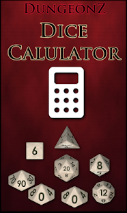 Dice Calculator- screenshot thumbnail