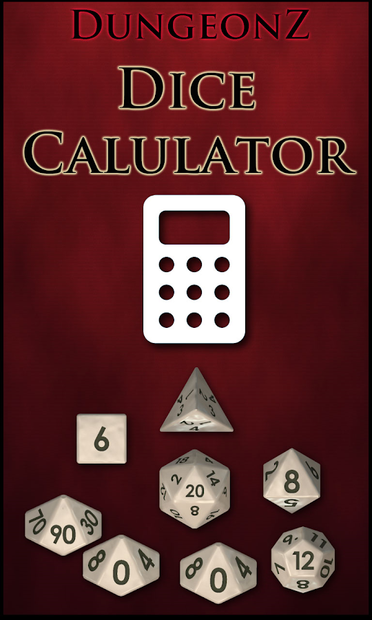 Dice Calculator- screenshot