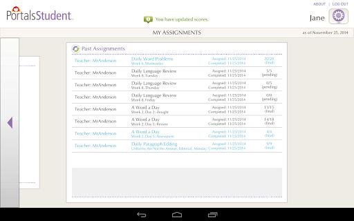【免費教育App】Evan-Moor PortalsStudent-APP點子