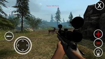 Screenshot of Forest Hunter 3D Real Animals