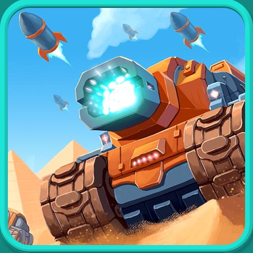 坦克大决战 冒險 App LOGO-APP開箱王