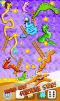 Screenshot of Snakes & Ladders Aquarium FREE