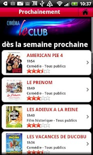 Le Club - Challans- screenshot thumbnail