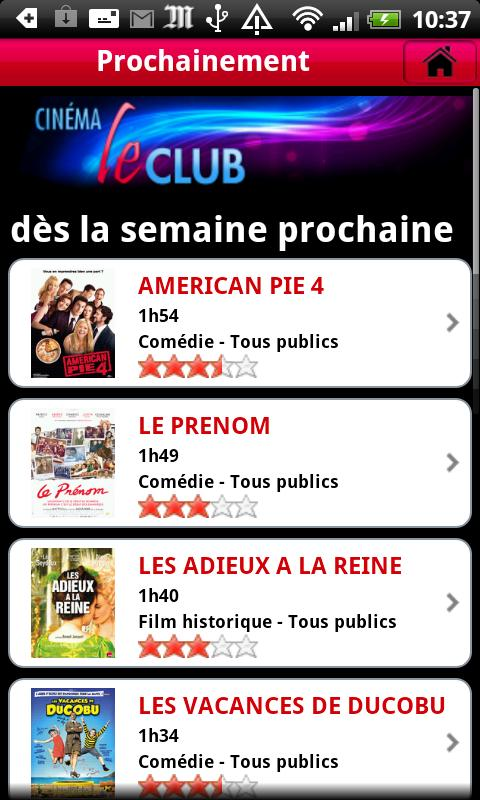 Le Club - Challans- screenshot