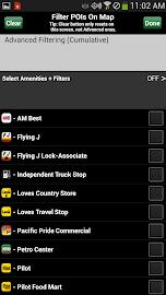 Truck Stops and Travel Plazas Screenshot 5