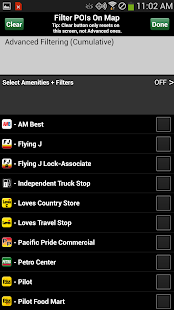 Truck Stops and Travel Plazas - screenshot thumbnail