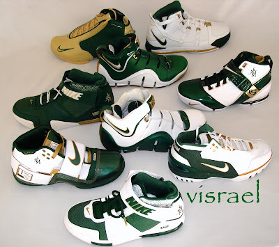 8cc42b79dd9c Ultimate SVSM Nike LeBron Collection from Visrael