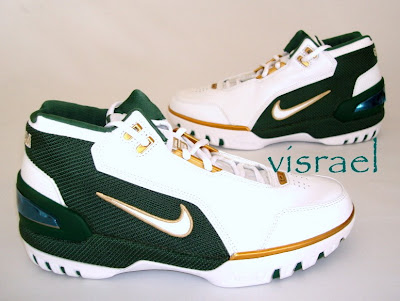 lowest price 58aaf 13bbd Ultimate SVSM Nike LeBron Collection from Visrael | NIKE ...