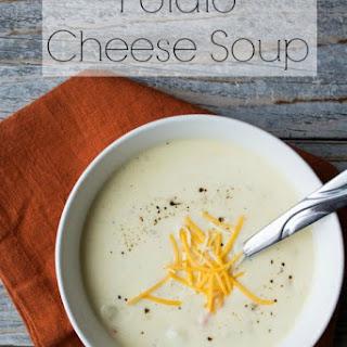 Potato Cheese Soup Recipe