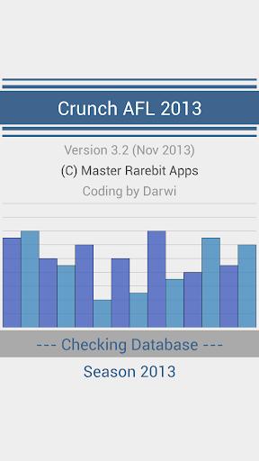 Crunch AFL 2013