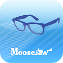 Moosejaw X-RAY logo