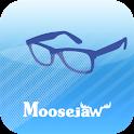 Moosejaw X-RAY logo