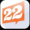 22 Social Facebook App icon