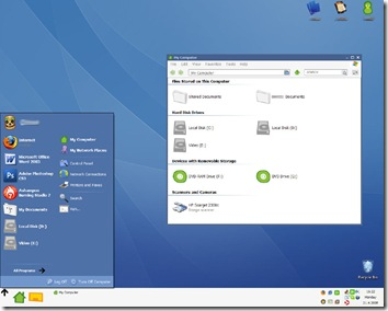 •••windows XP এর জন্য সেরা ৫৮ টি theme এবং transformation pack•••