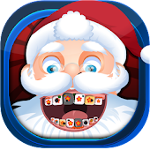 Santa Claus At Dentist